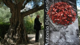 Inauguración exposición Antonio Díaz García